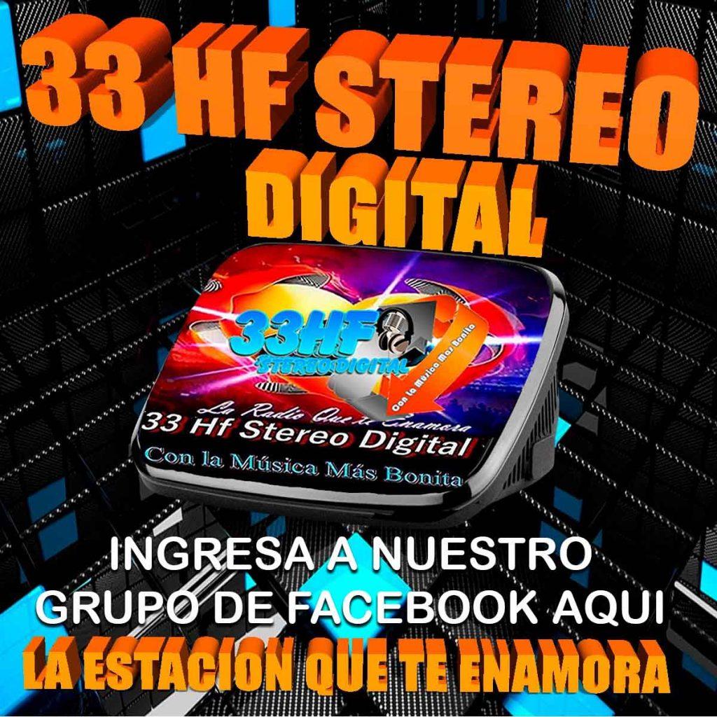 33 hf stereo digital